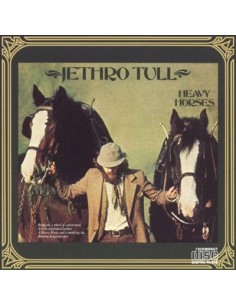 Jethro Tull : Heavy Horses (CD)
