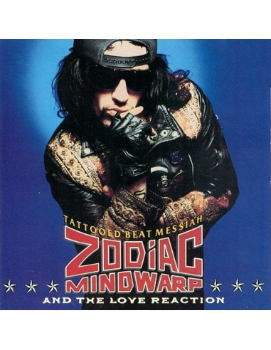 Zodiac Mindwarp : Tattooed Beat Messiah (LP)
