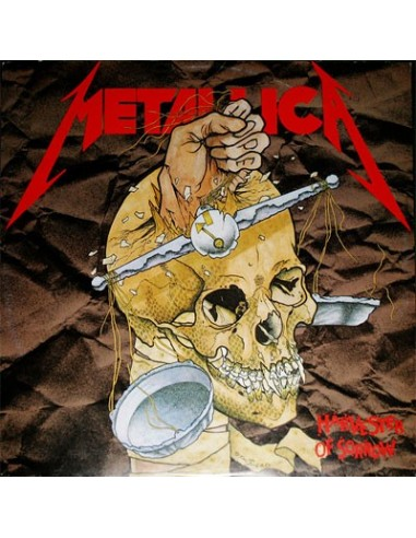 "Metallica : Harvester Of Sorrow (12"")"