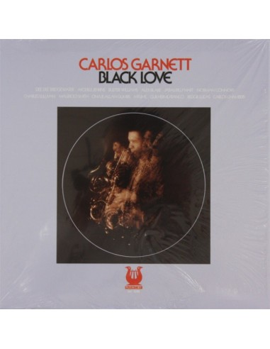 Garnett, Carlos : Black Love (LP)