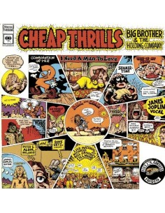 Big Brother & The Holding Company : Cheap Thrills (CD)