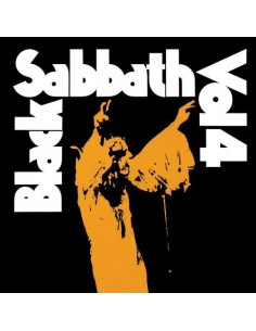 Black Sabbath : Vol 4 (CD)