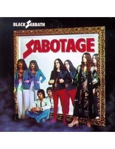 Black Sabbath : Sabotage (CD)