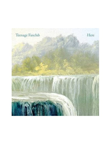 Teenage Fanclub : Here (LP)