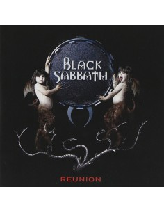 Black Sabbath : Reunion (CD)