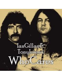 Gillan, Ian & Tony Iommi : WhoCares (2-CD)