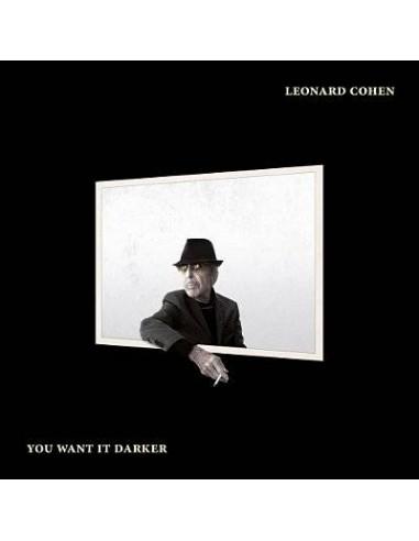Cohen, Leonard : You want it darker (CD)