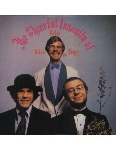 Giles Giles & Fripp : The Cheerful Insanity Of Giles Giles & Fripp (LP)