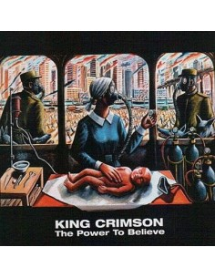 King Crimson : The Power To Believe (CD)