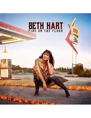 Hart, Beth : Fire On The Floor (CD)