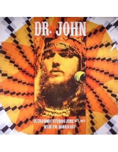 Dr. John : At The Ultrasonic Studios June 11th, 1973 (2-LP)