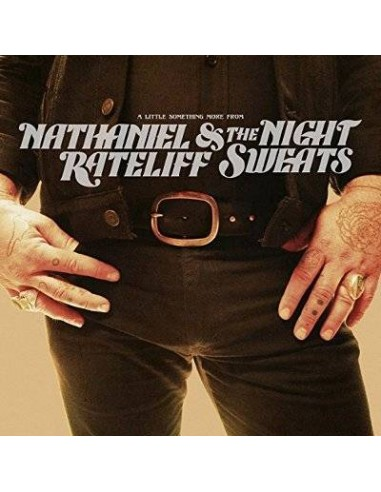 Nathaniel Rateliff & The Night : A little something more (LP)