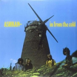 Ashkan : In From The Cold (LP)
