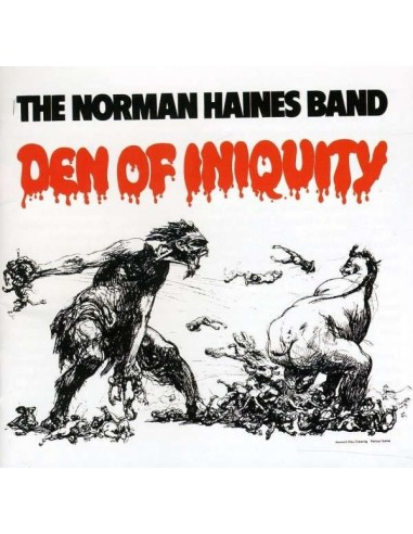 Haines, Norman Band : Den Of Iniquity (LP)