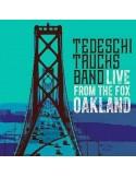 Tedeschi Trucks Band : Live From The Fox Oakland 2016 (2-CD)