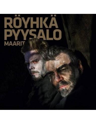 Röyhkä, Kauko & Severi Pyysalo ja Maarit :Turmion suurherttua (LP / Grey)