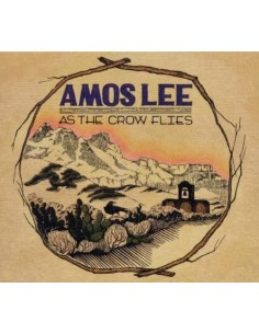 Lee, Amos : As The Crow Flies (CD EP)