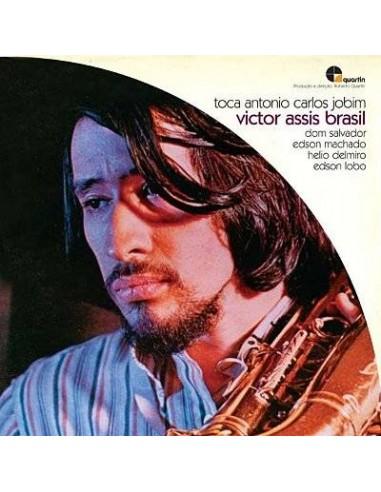 Brasil, Victor Assis : Toca Antonio Carlos Jobim (LP)
