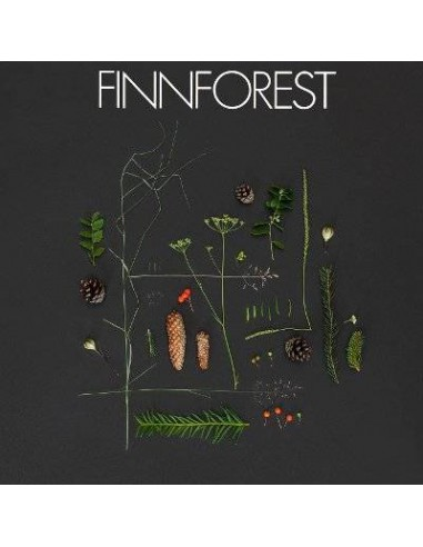 Finnforest : Alpha to Omega - The Complete Studio Recordings 1973-80 (5-LP)