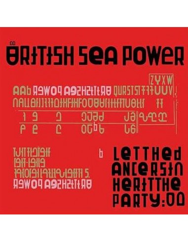 British Sea Power : Let The Dancers Inherit The Party (LP)