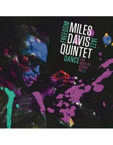Davis, Miles -Quintet- : Freedom Jazz Dance Bootleg Series Vol.5 (3-LP)