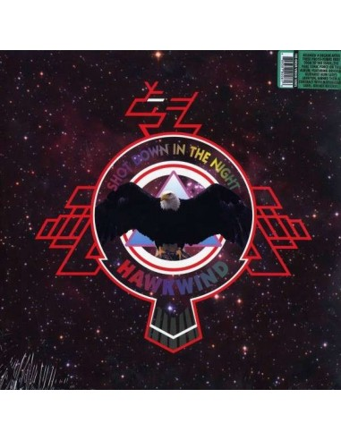 Hawkwind : Shot Down In The Night - Live UK 1979 (2-LP)