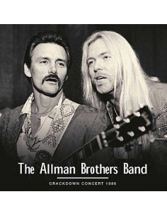 Allman Brothers : The Crackdown Concert (LP)
