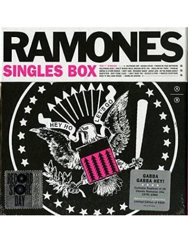 "Ramones : Singles Box (10 x 7"")"