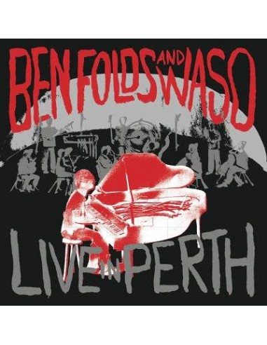 Folds, Ben And WASO : Live In Perth (2-LP)