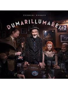 Tuomari Nurmio : Dumarillumarei (LP - julkaisu 19.5.)