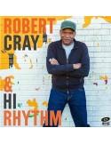 Cray, Robert : Robert Cray and Hi Rhythm (LP)