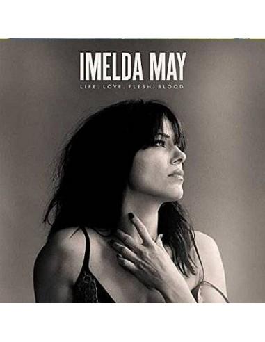 May, Imelda : Life. Love. Flesh. Blood. (LP)