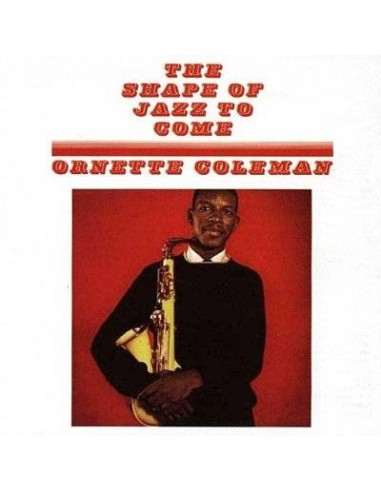 Coleman, Ornette : The Shape Of Jazz To Come (LP)