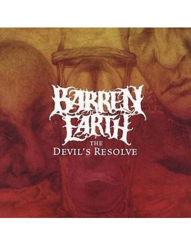 Barren Earth : Devils Resolve (LP)