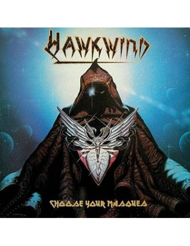 Hawkwind : Choose Your Masques (LP)