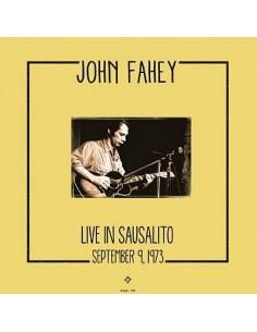 Fahey, John : Live In Sausalito (LP)