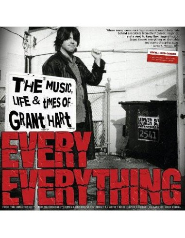 Hart, Grant : Every Everything / Some Something (LP+DVD)