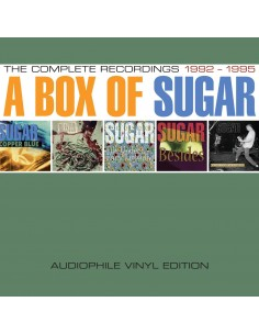Sugar : A Box Of Sugar (7-LP BOX)