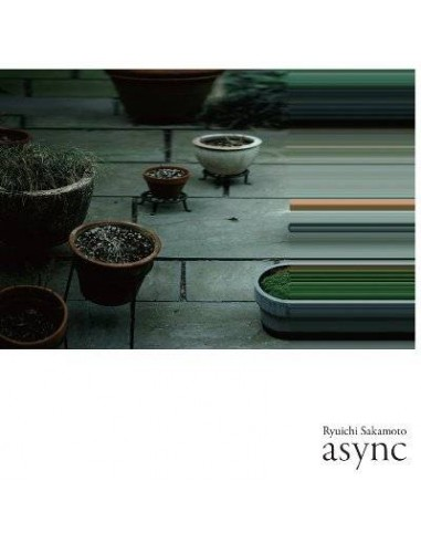 Sakamoto, Ryuichi : Async (LP)