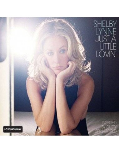 Lynne, Shelby : Just a little lovin (CD)