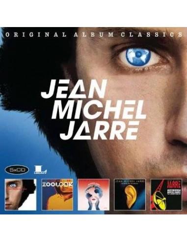 Jarre, Jean-Michel : Original Album Classics (5-CD)