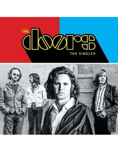 Doors : The singles (2-CD)
