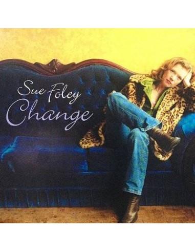 Foley, Sue : Change (CD)