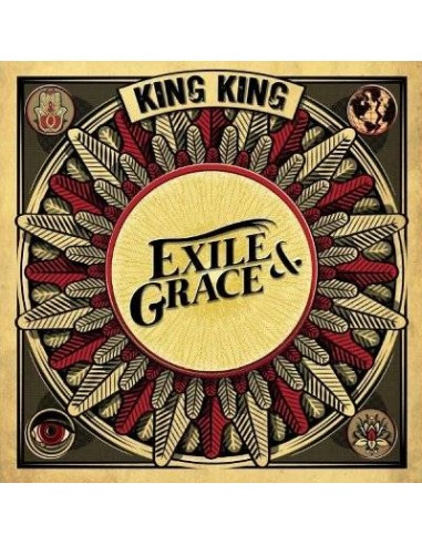 King King : Exile & Grace (2-LP)