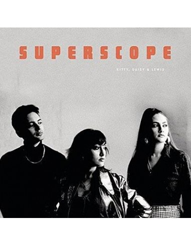 Kitty, Daisy & Lewis : Superscope (LP)