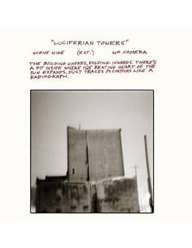 Godspeed You! Black Emperor : Luciferian Towers (2-LP)