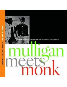 Mulligan, Gerry : Mulligan meets Monk (CD)
