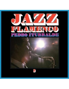 Iturralde, Pedro : Jazz Flamenco 2 (LP)