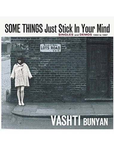 Bunyan, Vashti : Some Things Just Stick In Your Mind (2-CD)