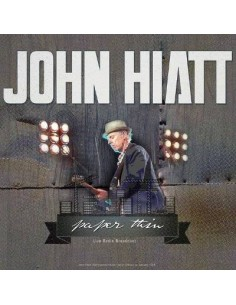 Hiatt, John : Paper Thin - Live Barrymore's Music Hall Ottawa Jan 1989 (LP)